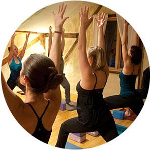 Colorado Hot Springs Yoga | Avalanche Ranch Cabins & Hot Springs